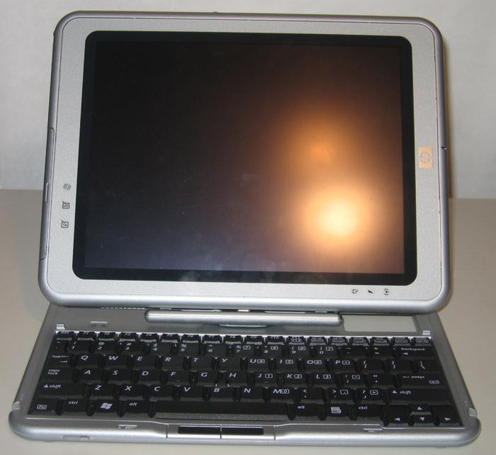 tc1100, Laptop Mode